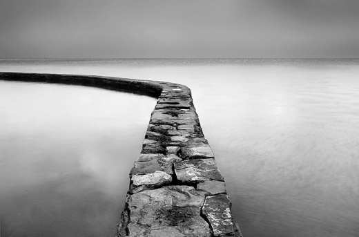 Lake Wall by taffy