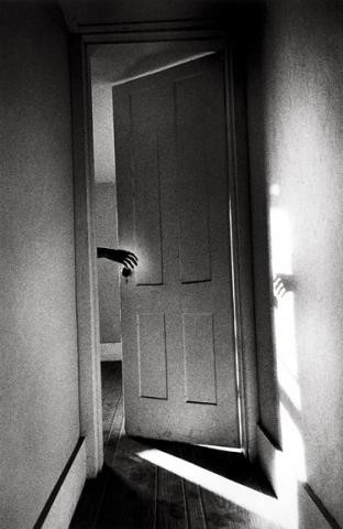 Hand on Door from the Somnambulist series by Ralph Gibson - 1968